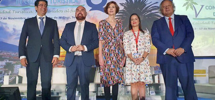 El Cabildo y Puerto de la Cruz, distinguidos con el Premio Q de Calidad Turística 2020