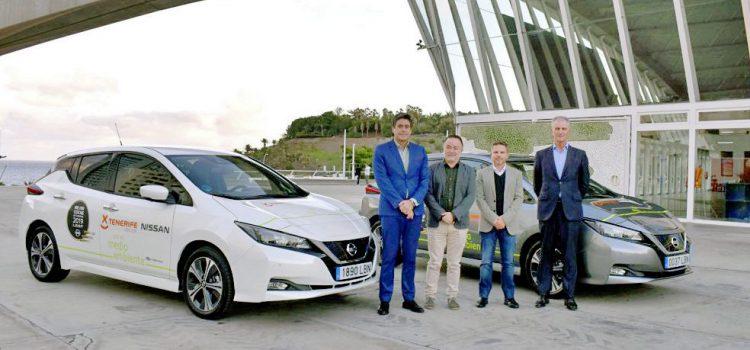 Turismo de Tenerife reafirma su apuesta por la sostenibilidad con Nissan Intelligent Mobility