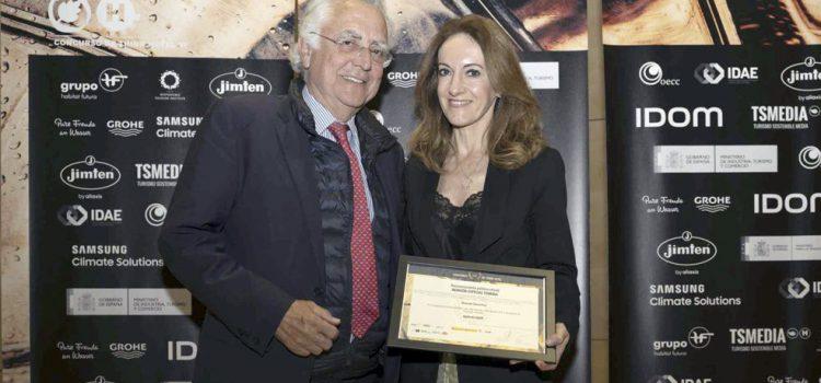 Bahía del Duque, reconocido como mejor proyecto de sostenibilidad por los premios Top 10 Re Think