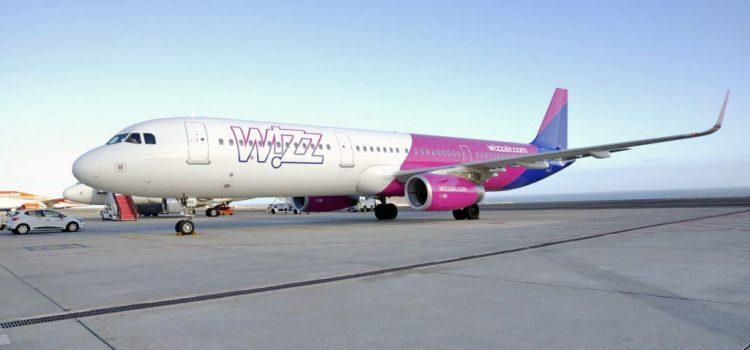 Wizz Air eleva su frecuencia de vuelos desde Luton a Tenerife a una conexión diaria