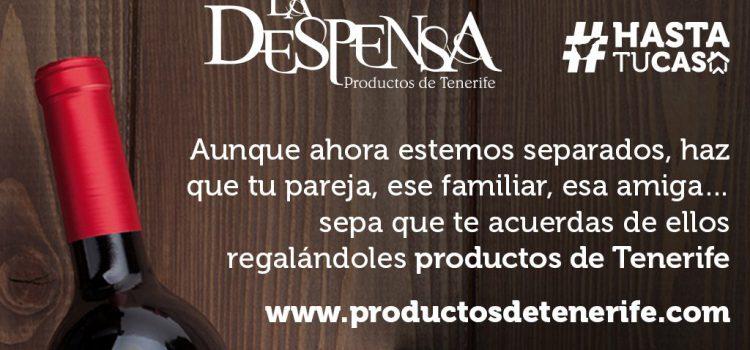 Regala Tenerife con productosdetenerife.com