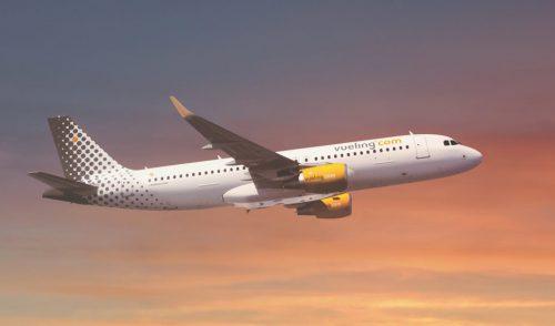Vueling retoma su actividad de vuelos comerciales con Tenerife