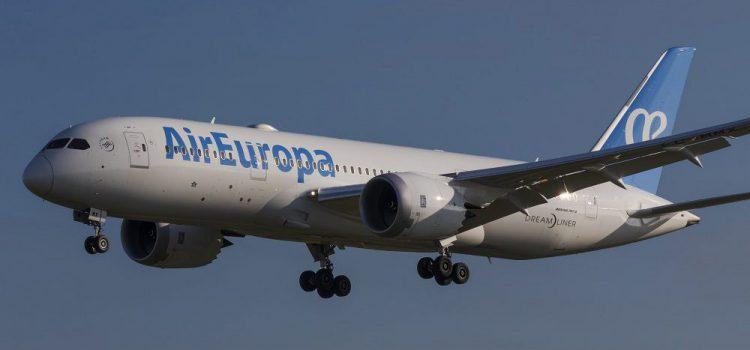 Air Europa y Travelplan comienzan su operativa comercial hacia la isla el 22 de junio