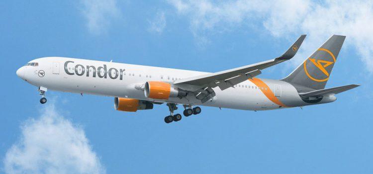 Condor permite ya reservar vuelos a Tenerife para junio desde siete ciudades alemanas