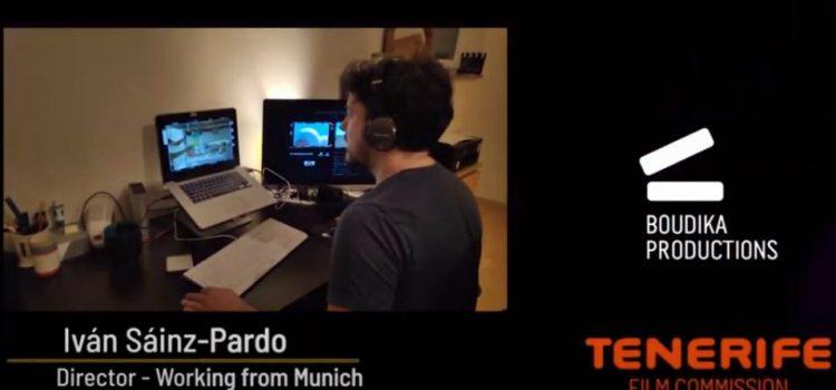 Tenerife despega como plató de rodajes en 'streaming'