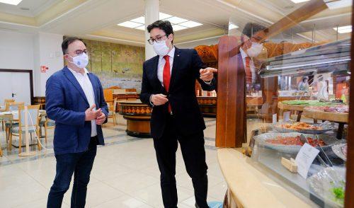 Martín Plata respalda al sector turístico en la reapertura del destino con los nuevos protocolos