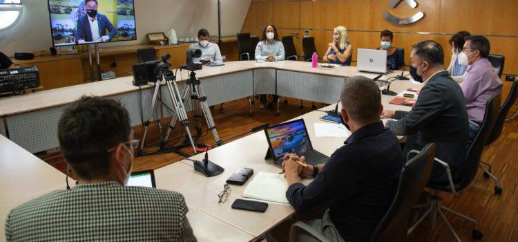 Tenerife tendrá en octubre su diagnóstico y plan de acción para transformarse en destino inteligente