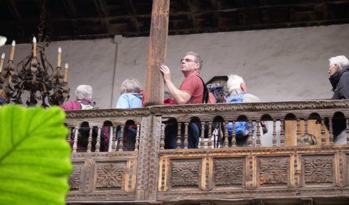 El Conjunto Histórico de La Casa de Los Balcones vuelve a abrir sus puertas tras el coronavirus