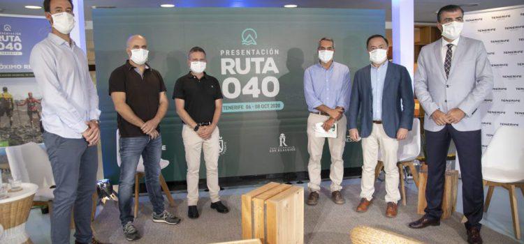 El Cabildo inaugura la Ruta 040 con el aval de expertos corredores y senderistas de todo el país