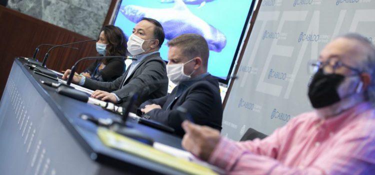 Tenerife será la capital mundial del avistamiento de cetáceos durante los próximos quince días