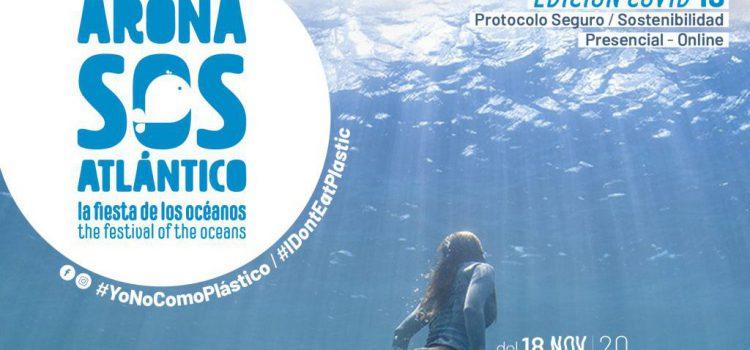 Arona SOS Atlántico une cultura y ciencia y usa el soporte `online´ para fortalecer, en la era covid, su defensa de los océanos y los cetáceos