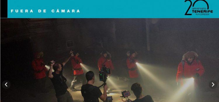 La Tenerife Film Commission conmemora su 20º aniversario con una revista interactiva