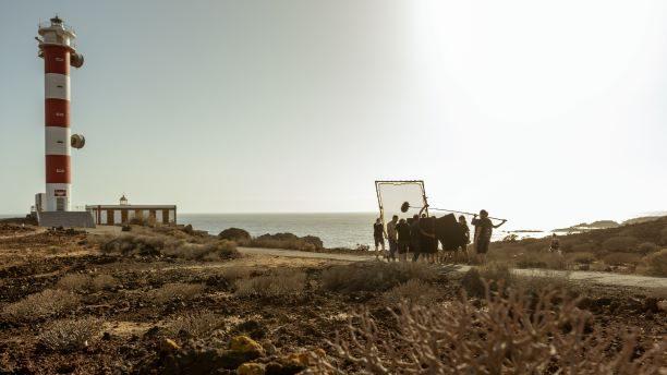 Las series 'The One', 'Sky Rojo' y 'La Templanza', rodadas en Tenerife, se lanzan en marzo en todo el mundo