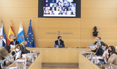El Cabildo apoya a los guías y empresas de turismo activo mediante una campaña de sensibilización