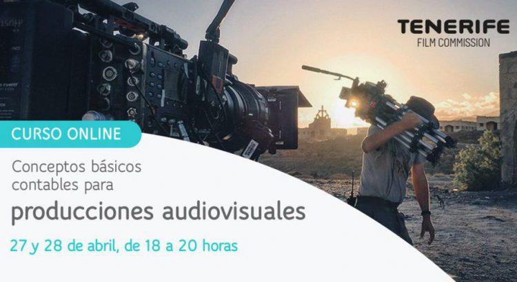 CURSO ONLINE: 'Conceptos básicos contables para producciones audiovisuales'