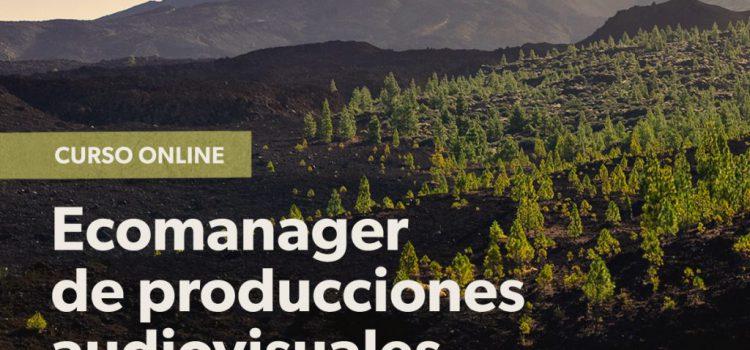 CURSO ONLINE: Ecomanager de producciones audiovisuales