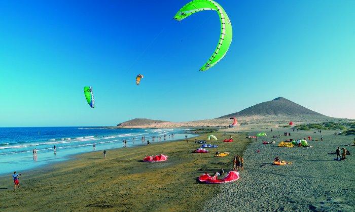 Listado de playas con Bandera Azul en Tenerife 2013