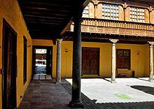 Jornadas de puertas abiertas en el Museo de Historia de Tenerife