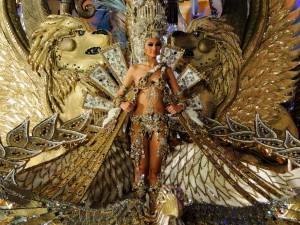 Reina del Carnaval de Tenerife 2012 – Carmen Gil