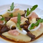 Cocina canaria Creativa del Hotel Jardín Tropical en el restaurante El Patio