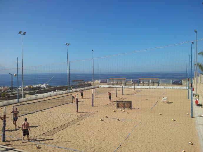 Entrenamiento deportivo en Tenerife Top Training