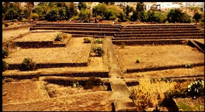 Piramides de Güímar - lugares de interés en Tenerife