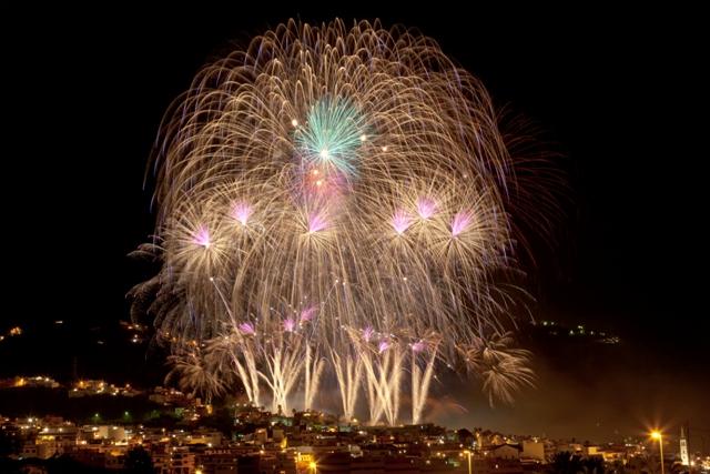 Tenerife una isla para disfrutar los fuegos de los - Festivos tenerife ...
