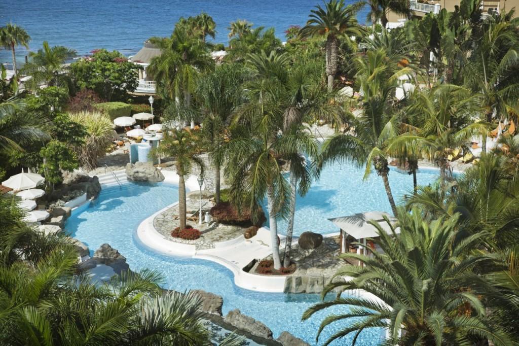 Tenerife una isla para disfrutar jardines de nivaria for Hotel jardines de nivaria