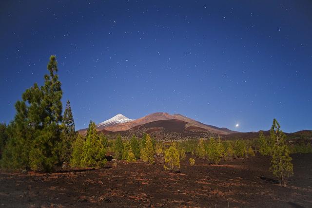 Parque Nacional del Teide – Senderos guiados GRATIS para toda la familia