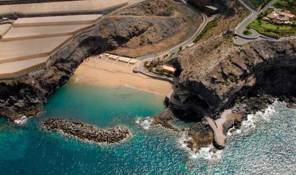 Playa Abama en Guía de Isora