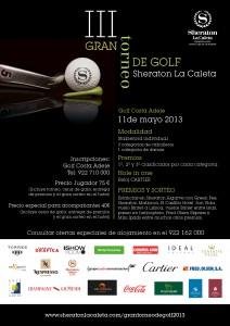 Torneo Golf Sheraton La Caleta 2013