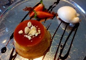Quesillo - Postre-blanco-Restaurante