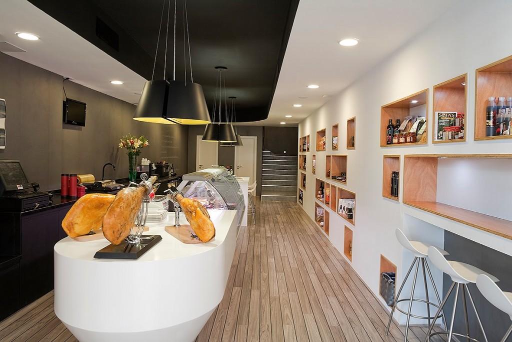 Bon Vivant espacio gourmet en Santa Cruz