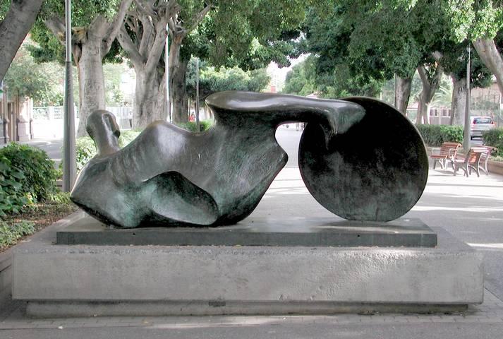 Visita guiada a las Esculturas en la Rambla de Santa Cruz de Tenerife