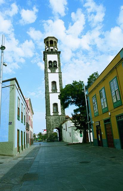 Ruta guiada Gratis por el casco histórico de Santa Cruz de Tenerife