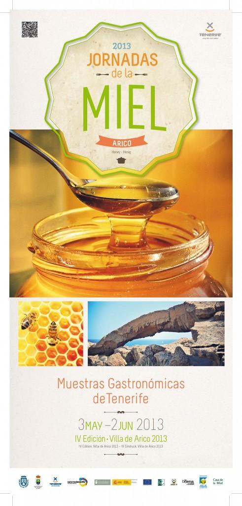 Miel en Arico para endulzar Tenerife