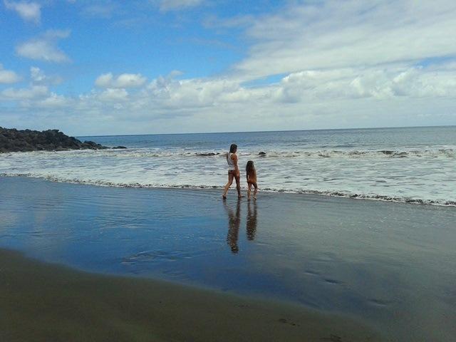 Reapertura Playa de Las Gaviotas en Tenerife