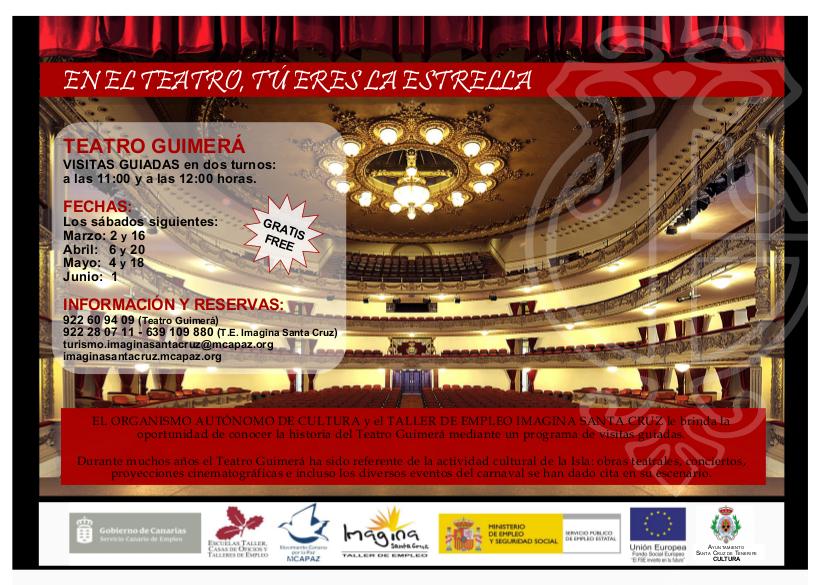 Visita-gratis-guiada-teatro-guimera-tenerife