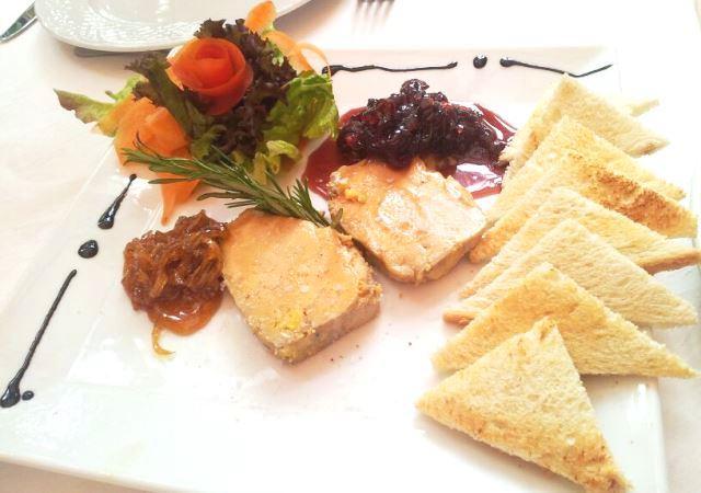 Pate_de_foie_ecologico_restaurante_plaza_Tenerife