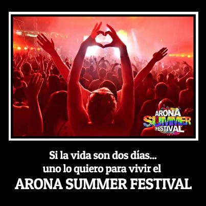 Arona Summer Festival 2013