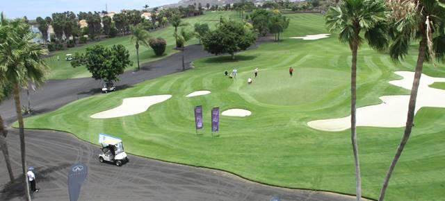 Tercera clasificación masculina Torneo Golf Hotel Suites Villa María