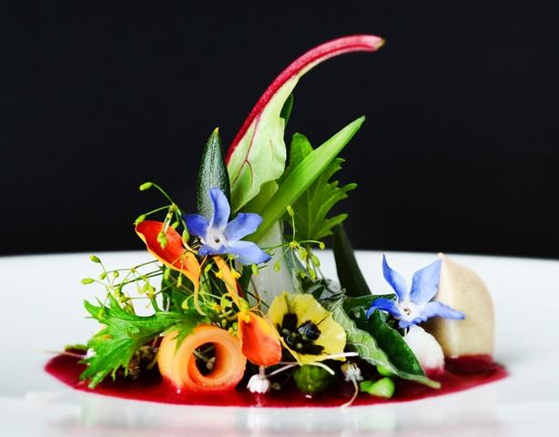 ensalada-gourmet-restaurante-la-cupula-Tenerife