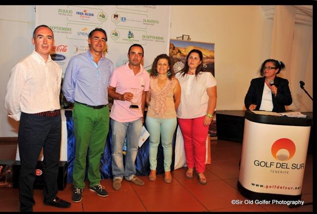 ganador -primera-categoria-segundo-torneo-golf-Tenerife-La-Gomera-2013