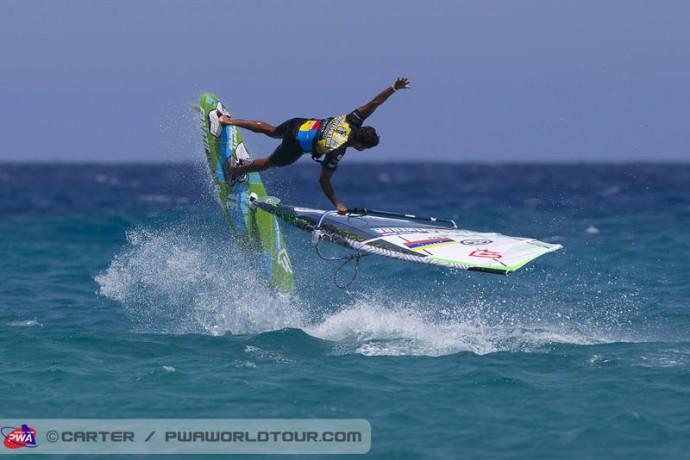 Campeonato del mundo de Windsurf 2013 en El Médano