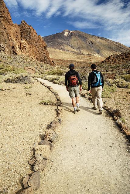 Audioguías GRATIS del Parque Nacional del Teide