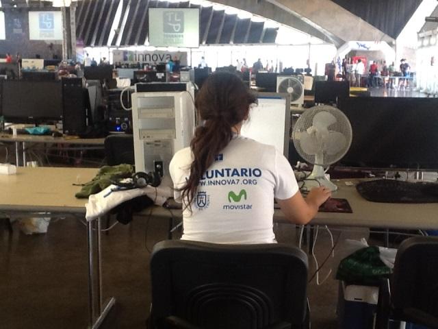 voluntarios-Tenerife-Lan-Party-2013