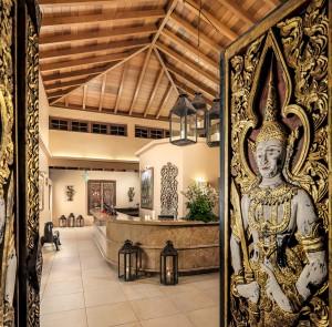 Acceso-spa-hotel-botanico-tenerife