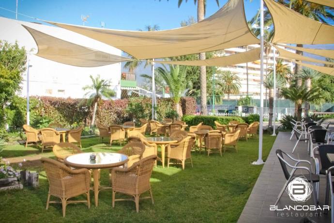 Puerto de la Cruz de tapa en Tapa en Restaurante Blanco Bar