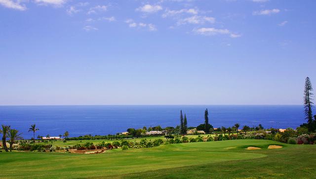 Clasificación scratch individual Tercer torneo de golf circuito Tenerife – La Gomera 2013