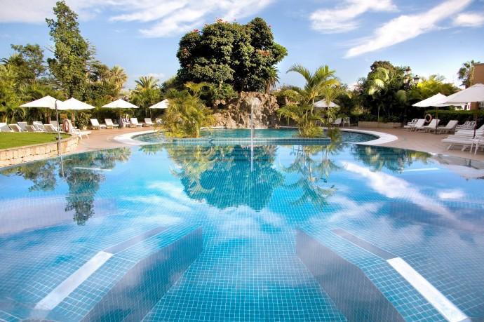 Spa Hotel Botánico El mejor masaje Ayurveda en Puerto de la Cruz -Tenerife